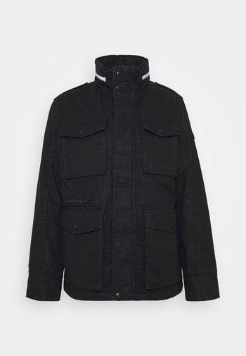 FIELD JACKET - Summer jacket - dunkelblau