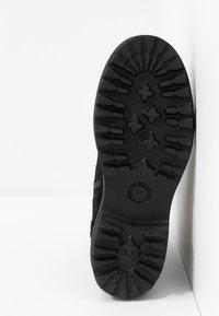 Alma en Pena - Lace-up ankle boots - black - 6