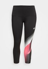 adidas Performance - Leggings - black/white - 5