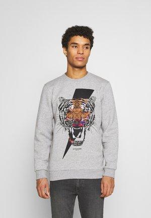 TIGERBOLT - Sweatshirts - grey