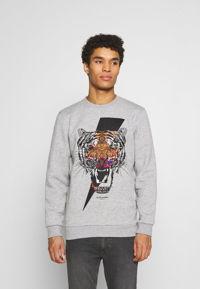 TIGERBOLT - Sweatshirts - grey