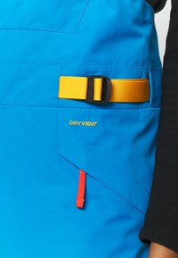 The North Face - TEAM KIT  - Snow pants - blue/yellow - 5