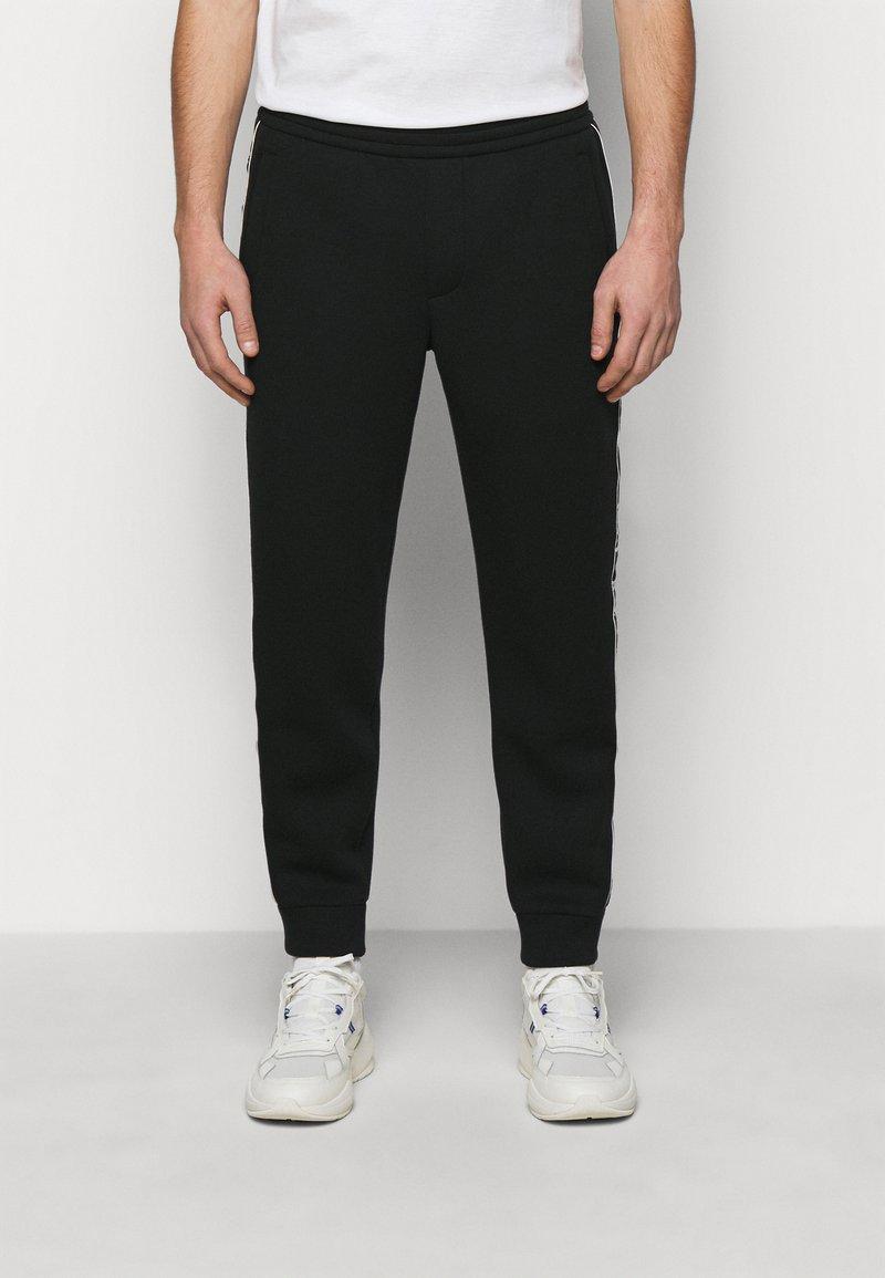 Emporio Armani - Pantaloni sportivi - black