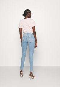 Liu Jo Jeans - ECS UP DIVINE - Jeans Skinny Fit - denim blue rochel wash - 2
