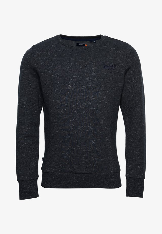 Sweater - eclipse navy feeder