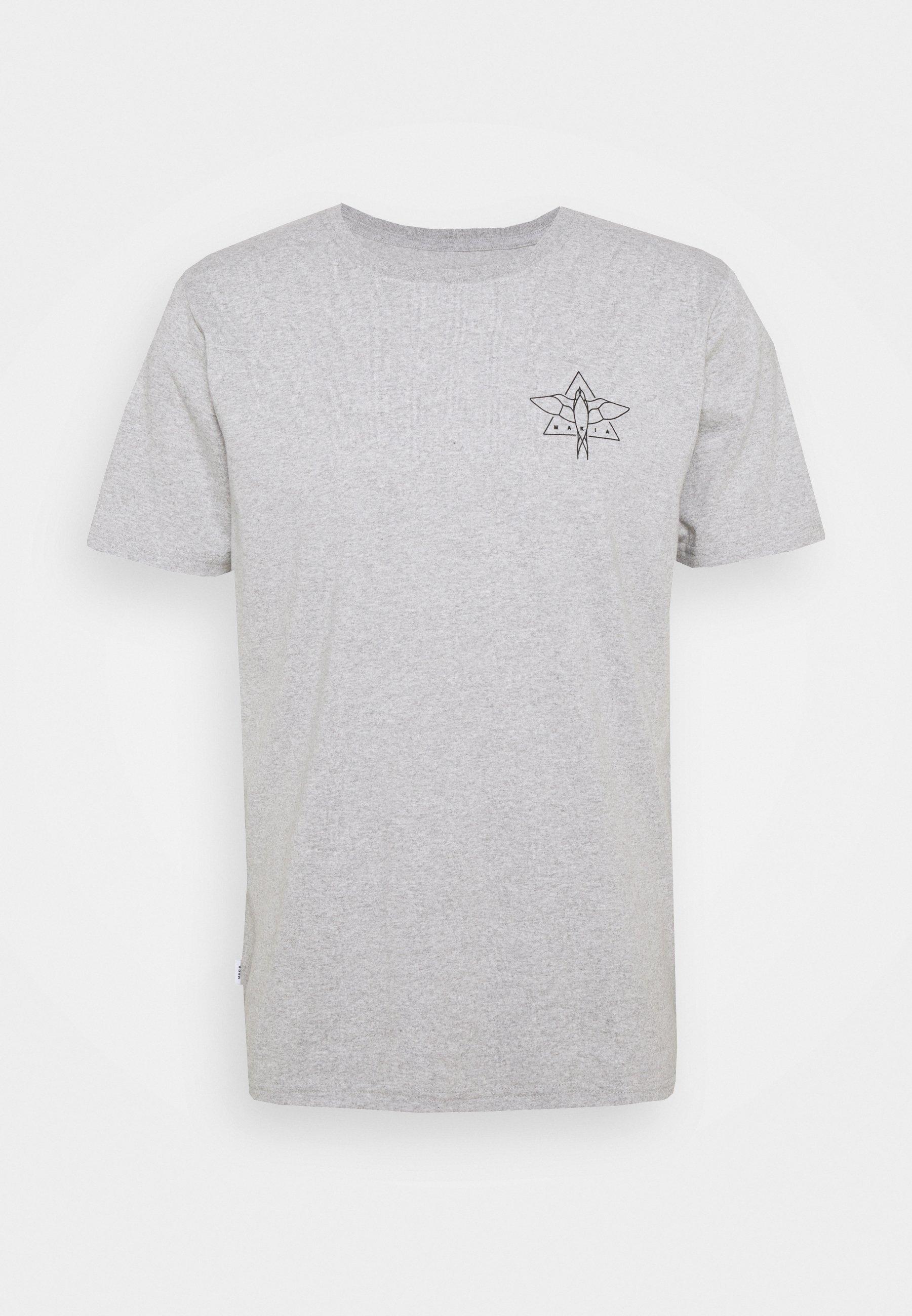 Men SWALLOW - Print T-shirt