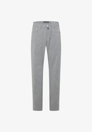 LYON - Trousers - silber