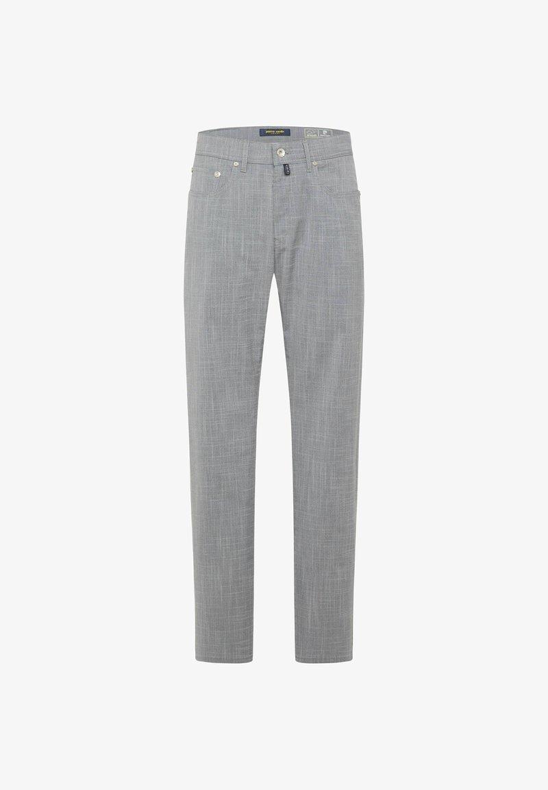 Pierre Cardin - LYON - Trousers - silber