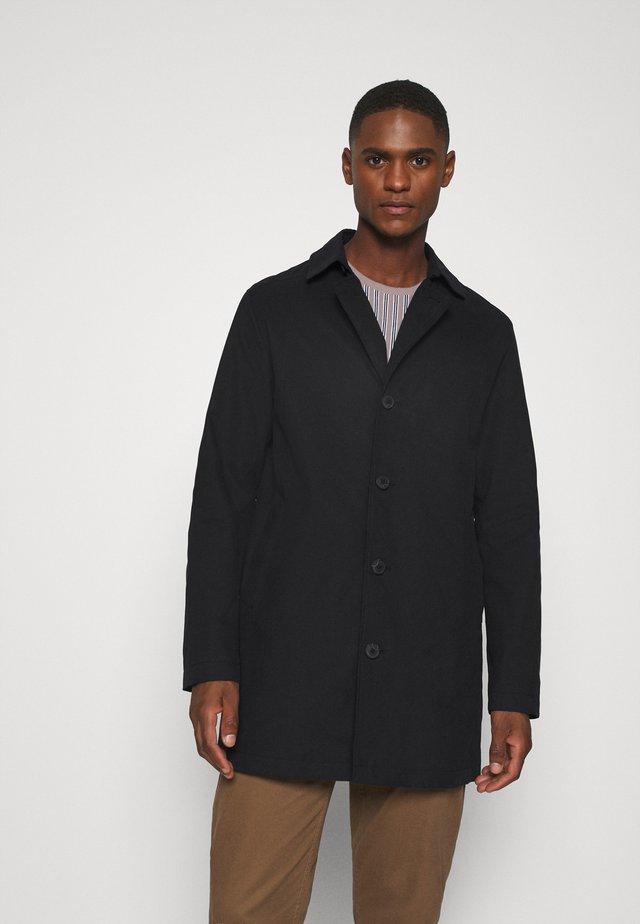 SLHNEW TIMES COAT  - Cappotto corto - black
