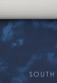 South Beach - YOGA MAT PRINT - Fitness / Yoga - blue tie dye - 4