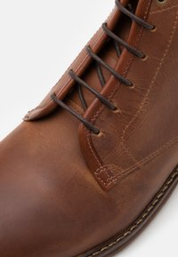 Hudson London - LELAND - Lace-up ankle boots - tan - 5