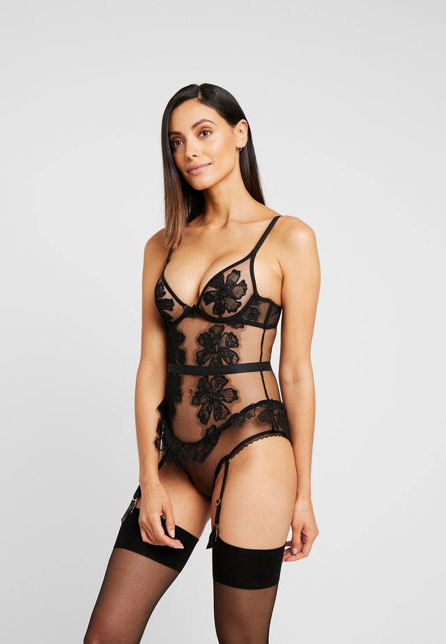 SERAPHINA - Body - black