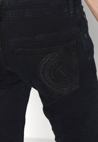 Versace Jeans Couture - Skinny džíny - blue black - 6