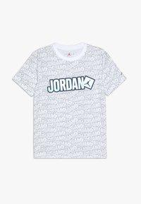 Jordan - Print T-shirt - white - 0