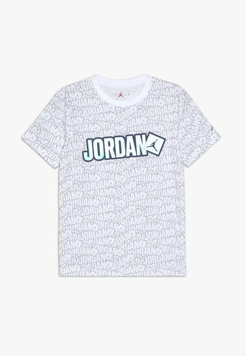 Jordan - Print T-shirt - white