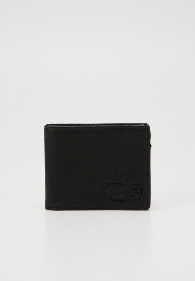 SLIM FOLDER - Wallet - black