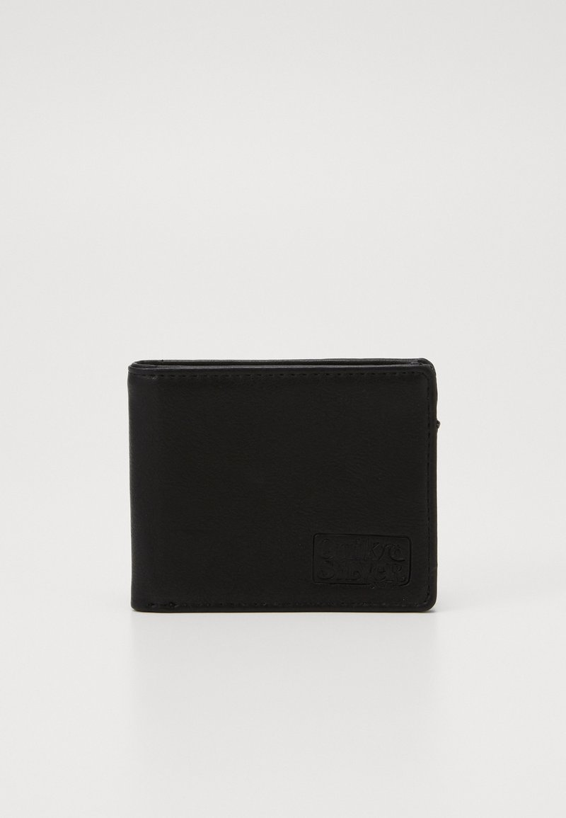 Quiksilver - SLIM FOLDER - Wallet - black