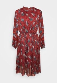 Molly Bracken - LADIES WOVEN DRESS PREMIUM - Day dress - batik rust - 4