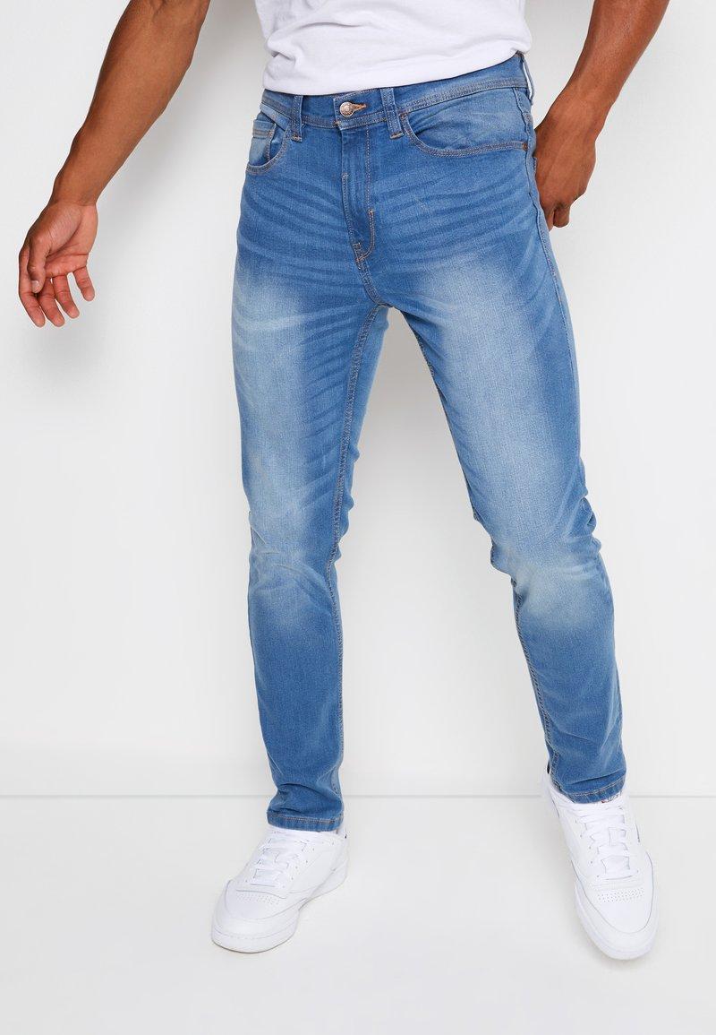Denim Project - TOM - Slim fit jeans - medium blue denim