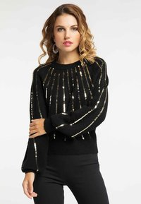 faina - Jumper - black - 0