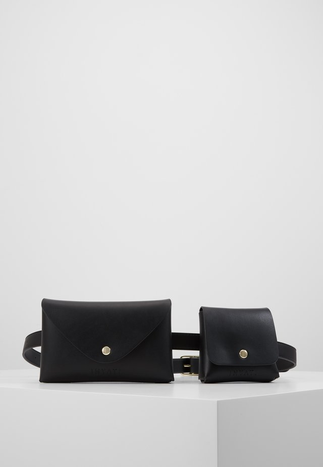 SANDY - Bum bag - black