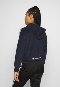 Champion - HOODED - Hoodie - navy - 2
