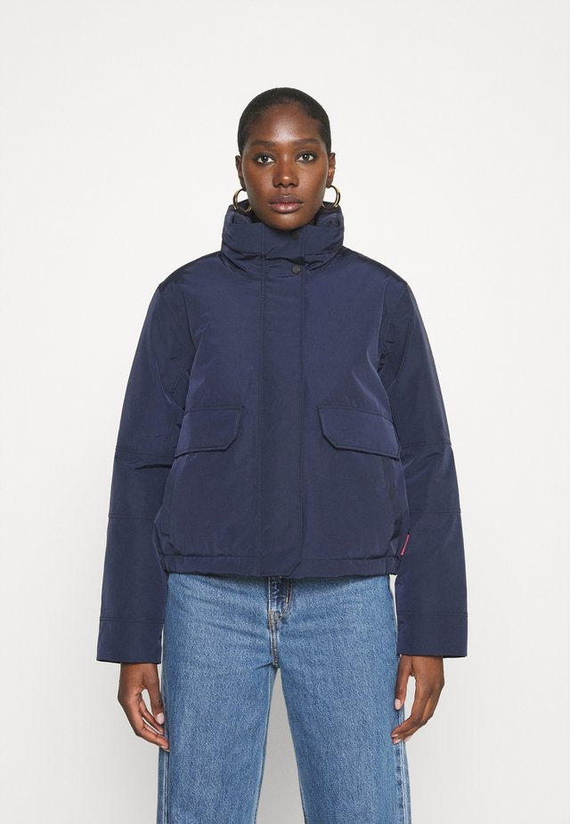 WOMENS INSULATED ANORAK - Veste d'hiver - navy