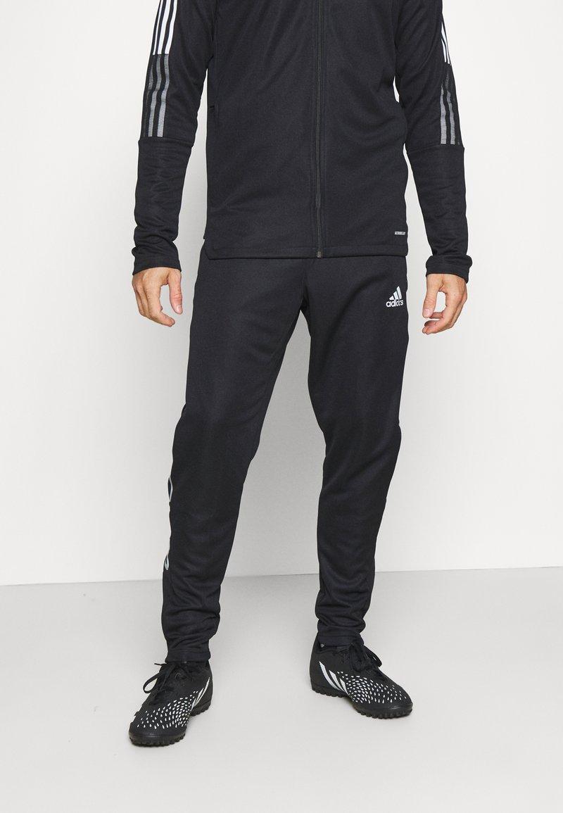 adidas Performance - TIRO - Träningsbyxor - black