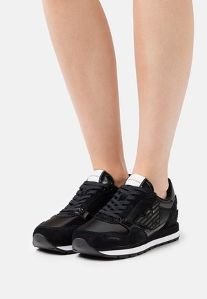 ALLY LOGO  - Trainers - black