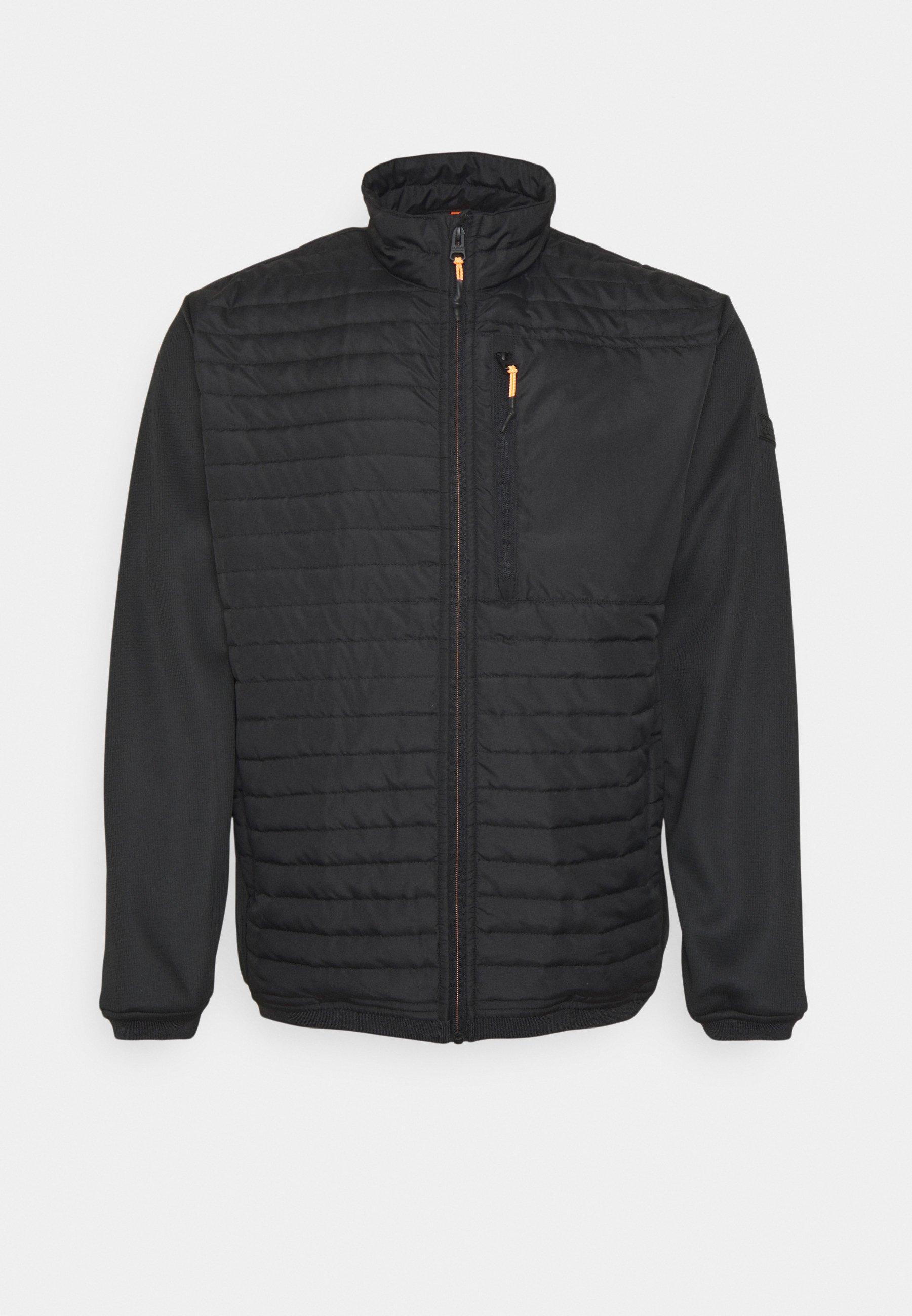 Men BONDED QUILTED JACKET - Light jacket
