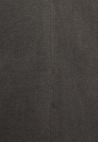 REVOLUTION - ROLL EDGE - T-shirt basic - black - 2