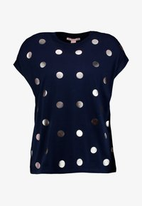 Anna Field - Print T-shirt - maritime blue - 4