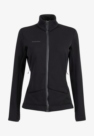 ACONCAGUA - Fleece jacket - black