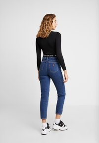 Abrand Jeans - A BROOKE - Jumper - black/white - 2