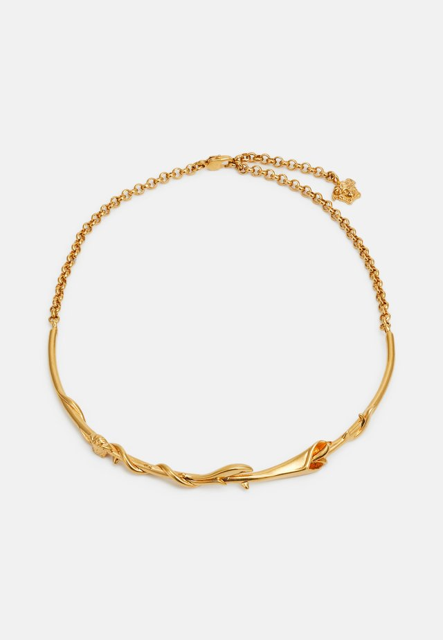 CHOKER - Collana - gold-coloured