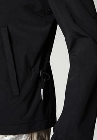 Napapijri - SHELTER HOOD - Light jacket - black - 7