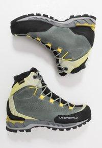 La Sportiva - TRANGO TECH WOMAN GTX - Hiking shoes - clay/celery - 1