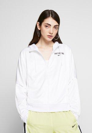 Treningsjakke - white/(black)
