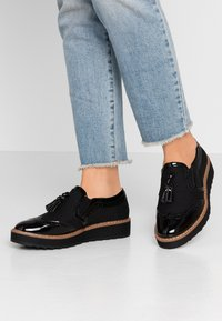 Anna Field - Mocassins - black - 0