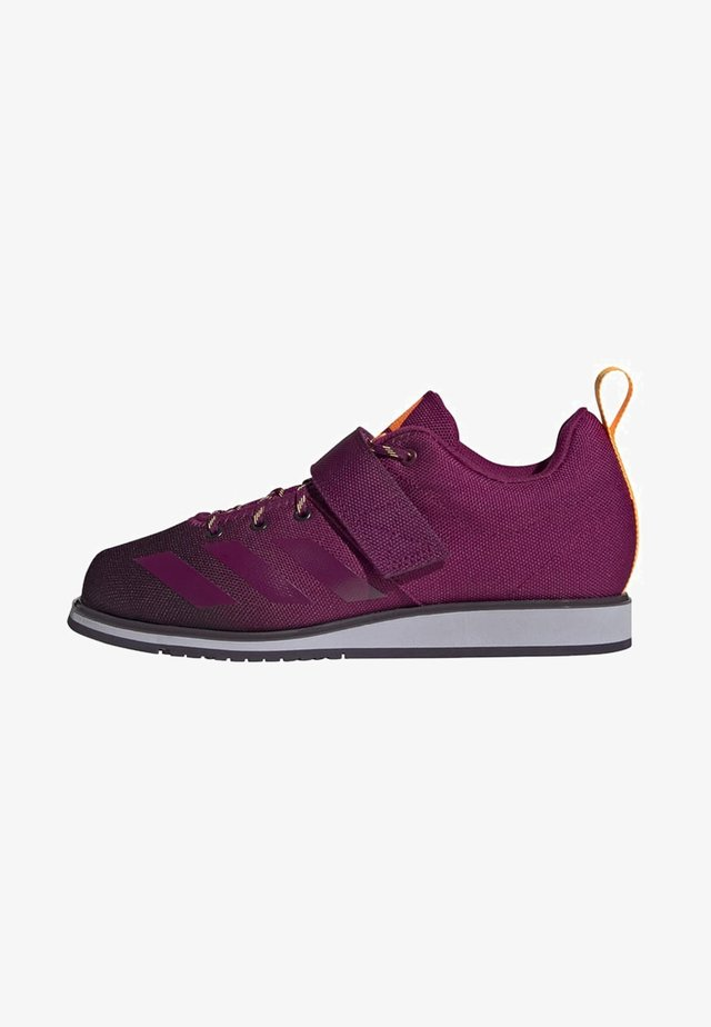 POWERLIFT 4 SHOES - Scarpe da fitness - purple