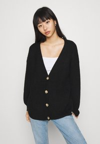 Even&Odd - Cardigan - black - 0