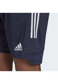 adidas Performance - JUVE TR SHO - Sports shorts - legink/orbgry - 7