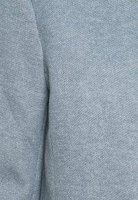 ONLY - ONLSOHO COATIGAN  - Short coat - blue fog melange - 2