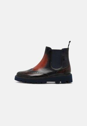 SELINA - Platform ankle boots - multicolour