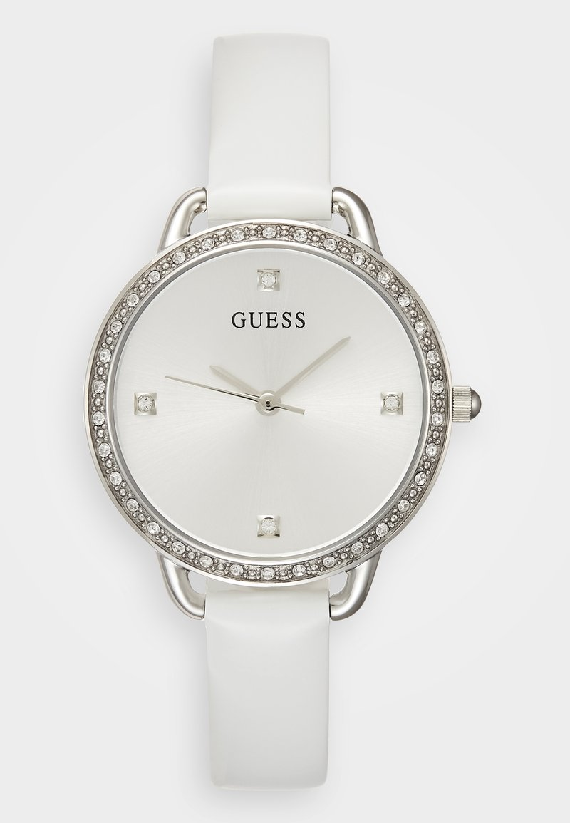 Guess - Watch - slver-coloured