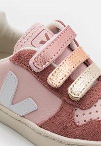 Veja - SMALL V-10  - Sneakers laag - petale/multicolor - 5