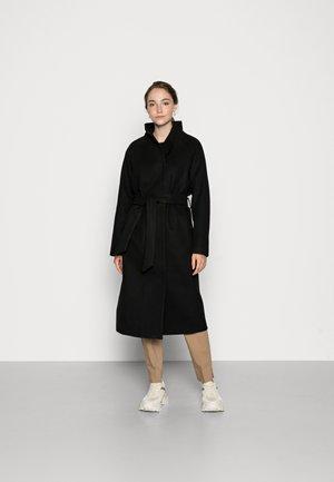 ONLEMMA HIGH NECK COAT - Mantel - black