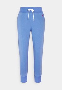 Polo Ralph Lauren - FEATHERWEIGHT - Tracksuit bottoms - harbor island blu - 4