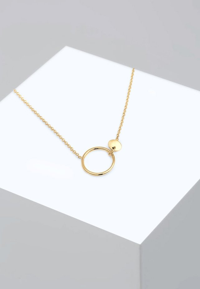 Elli - ERBSKETTE  - Necklace - gold-coloured