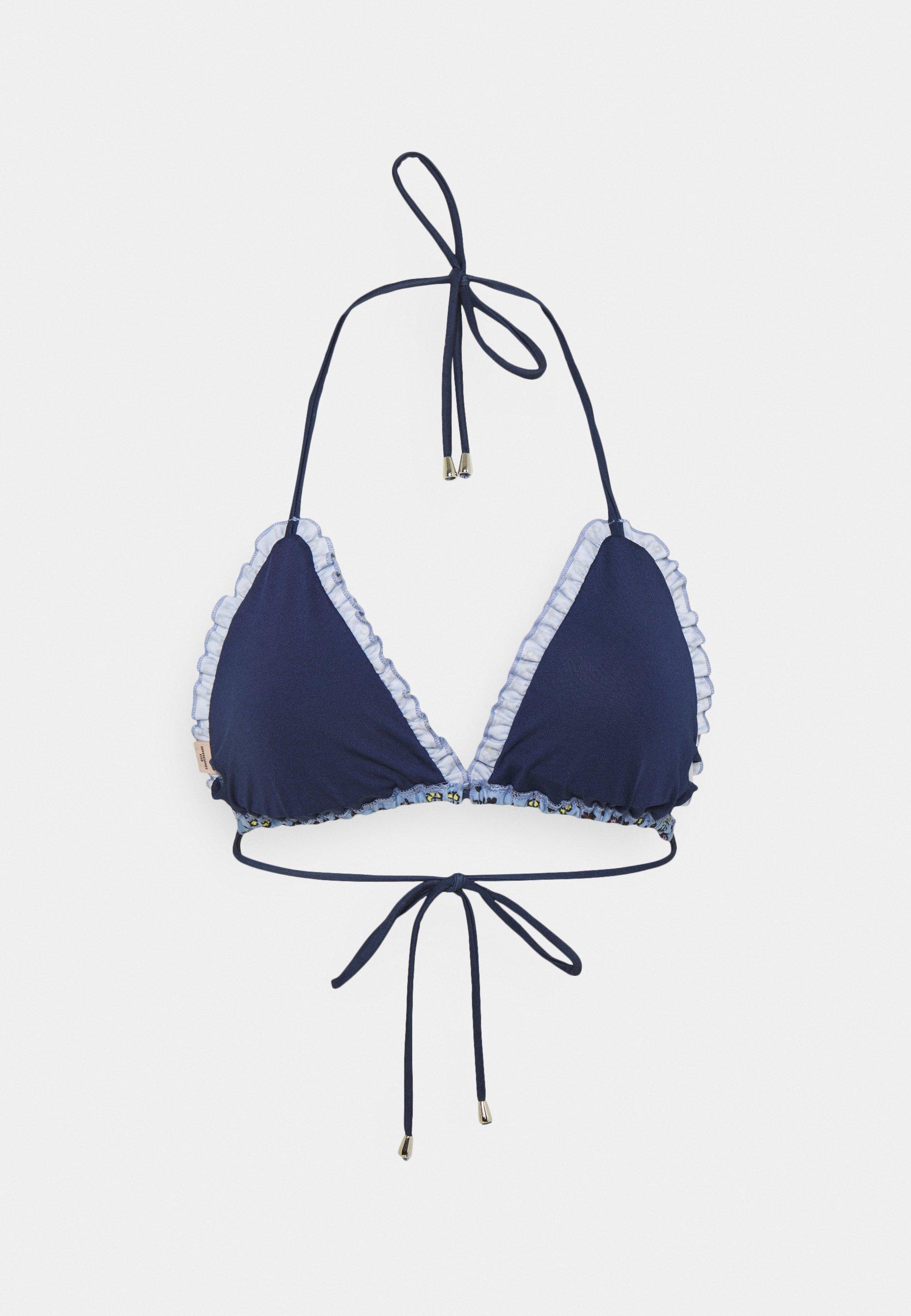 Women DAMITA FRILL  - Bikini top